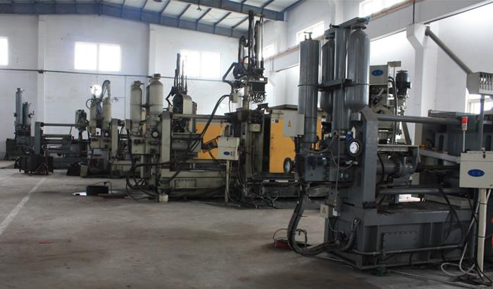 Shanghai Changzeng Metal Co Ltd Mail: Horizontal Die Casting Machine SHANGHAI YUFEI METAL